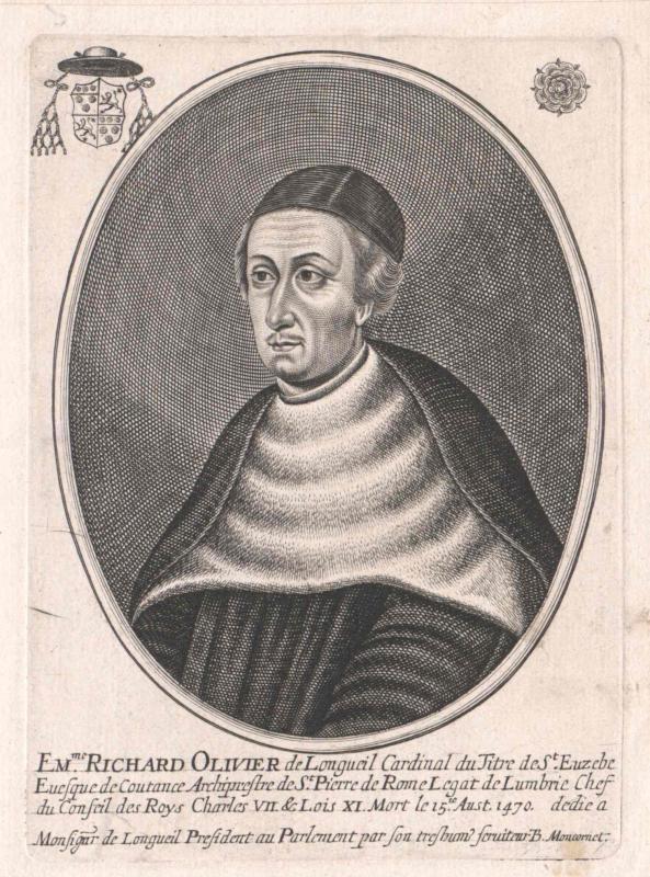 Longueil, Richard Olivier de