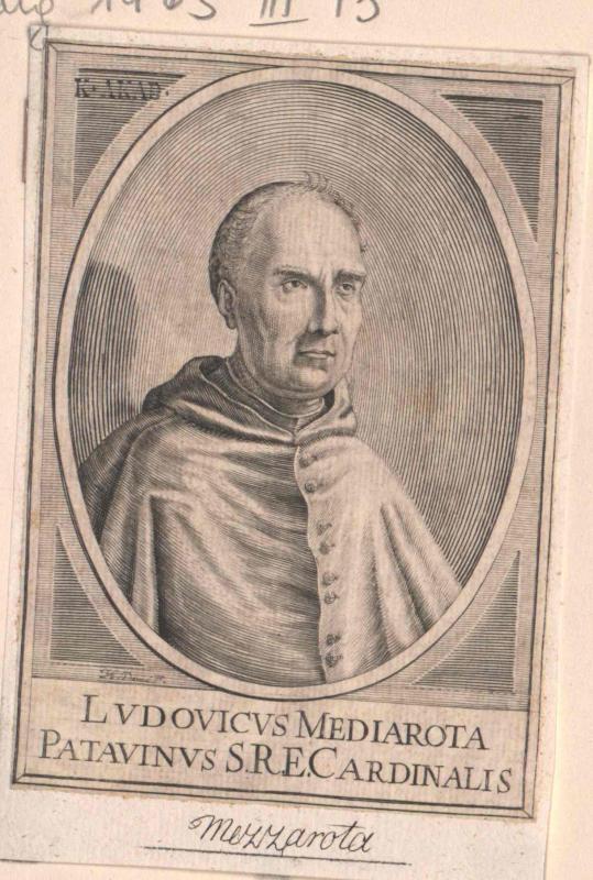 Scarampi Mezzarota, Lodovico
