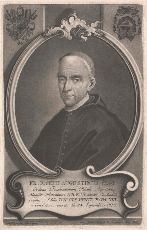 Orsi, Giuseppe Agostino