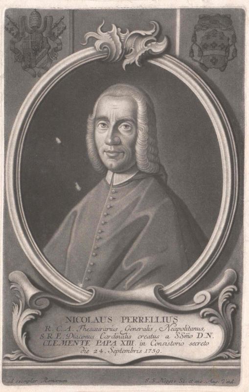 Perrelli, Niccolò