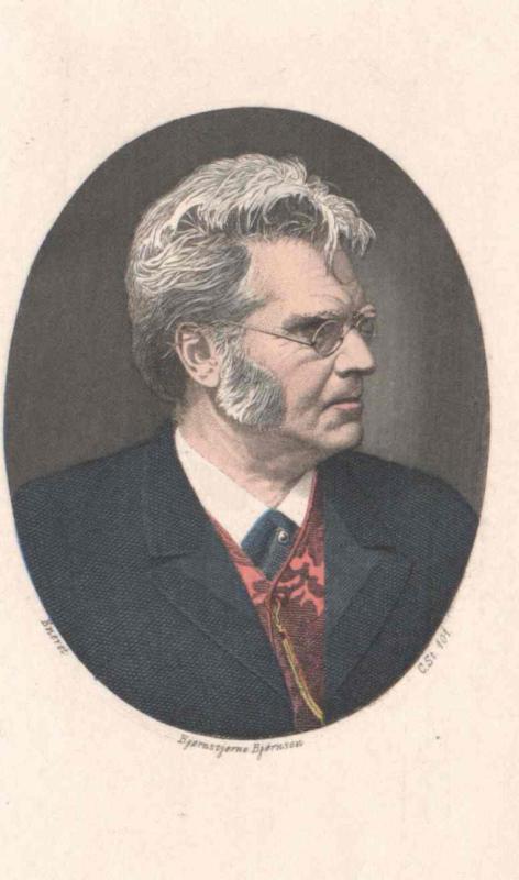 Björnson, Björnstjerne