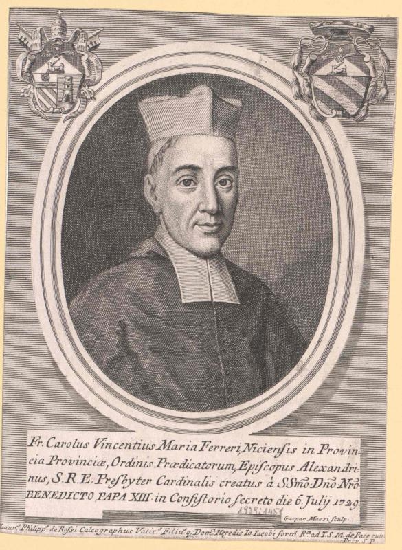 Ferreri, Carlo Vincenzio Maria