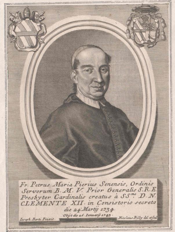 Pieri, Pietro Maria