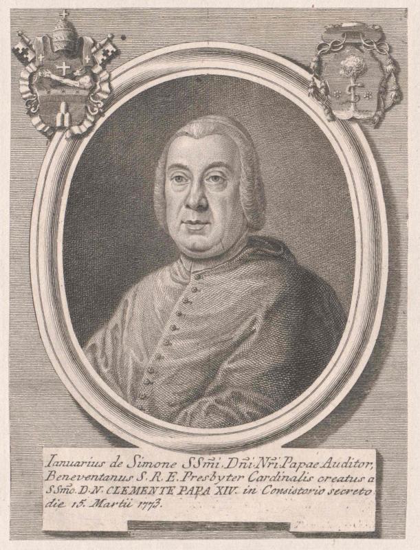 Simone, Gennaro Antonio de
