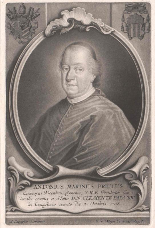 Priuli, Antonio Marino