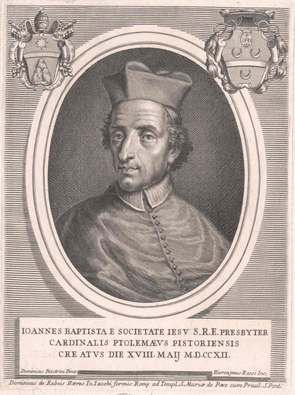 Tolomei, Giovanni Battista