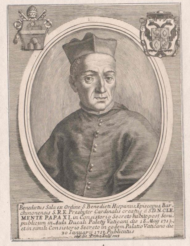 Sala y de Caramany, Benito