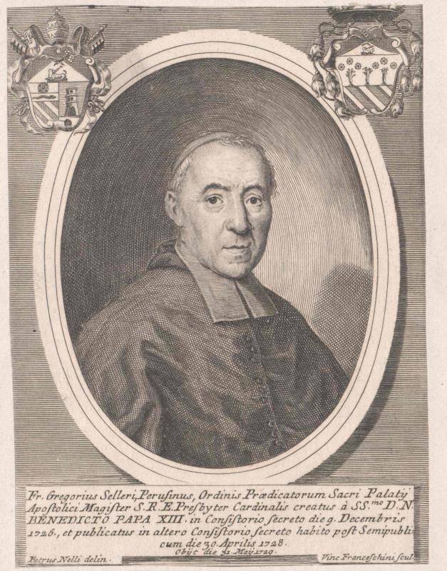 Selleri, Gregorio