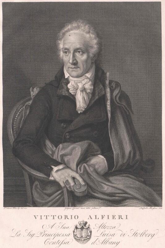 Alfieri, Vittorio Graf