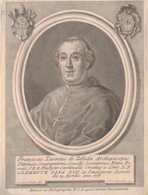 Zelada, Francisco Xaverio de