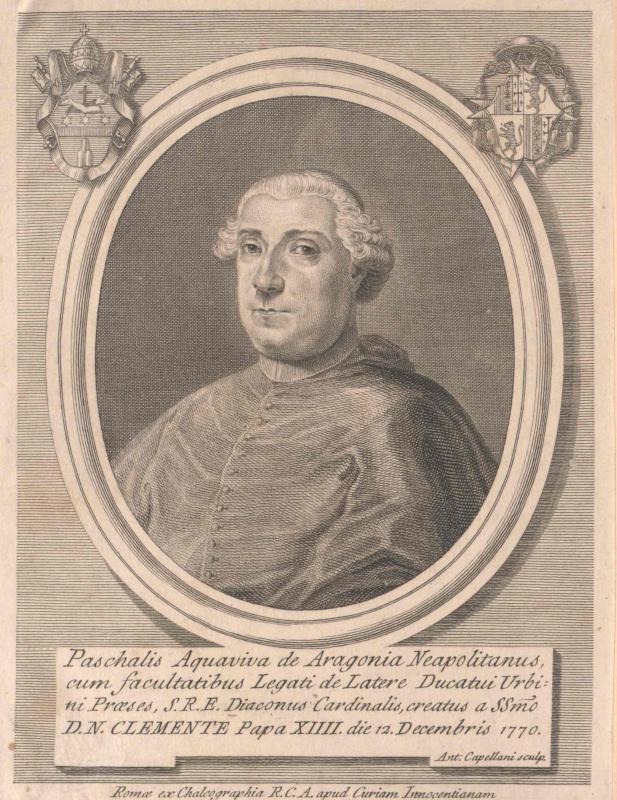 Acquaviva d'Aragona, Pasquale