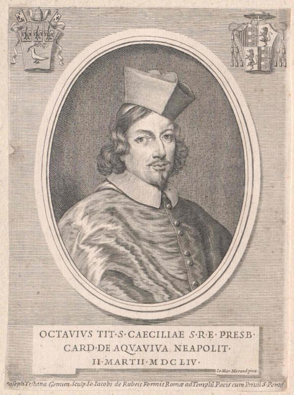 Acquaviva d'Aragona, Ottavio