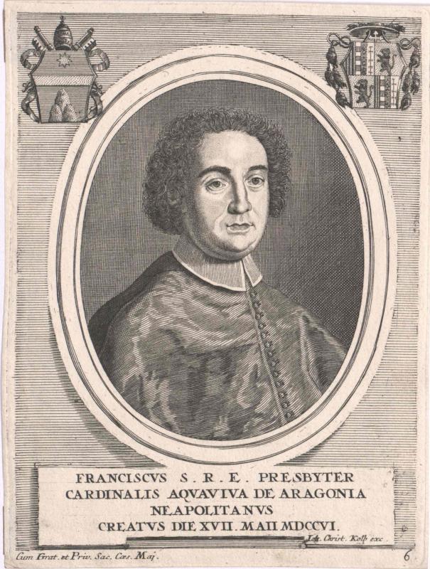 Acquaviva d'Aragona, Francesco
