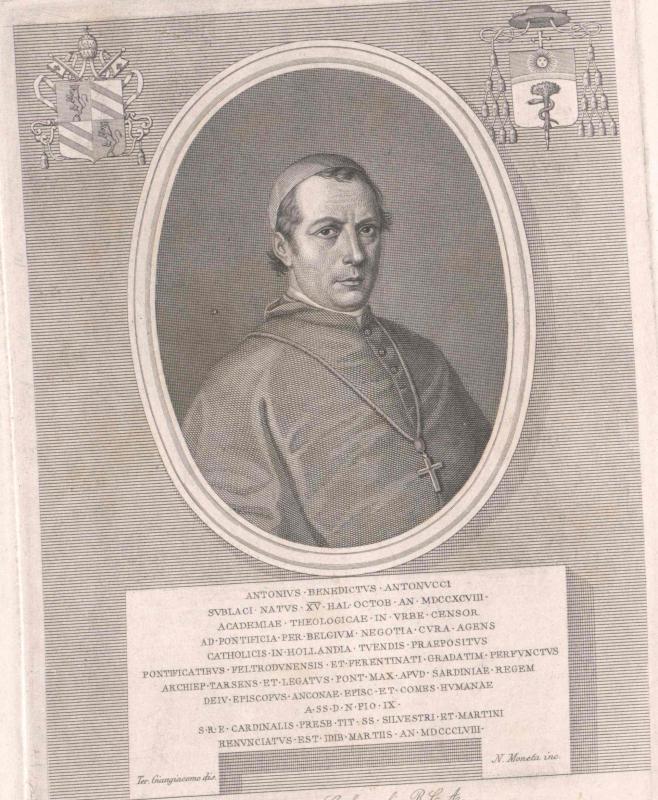 Antonucci, Antonio Benedetto