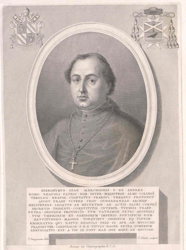 Andrea, Girolamo d'