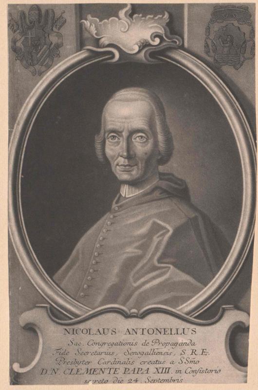 Antonelli, Nicolò Maria