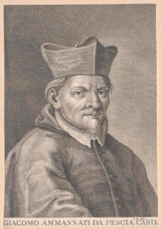 Ammannati-Piccolomini, Giacomo