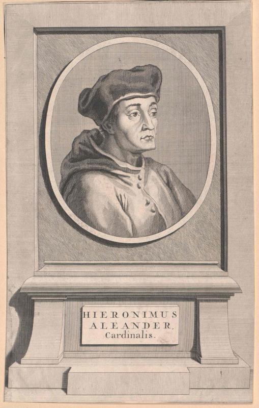 Aleandro, Girolamo