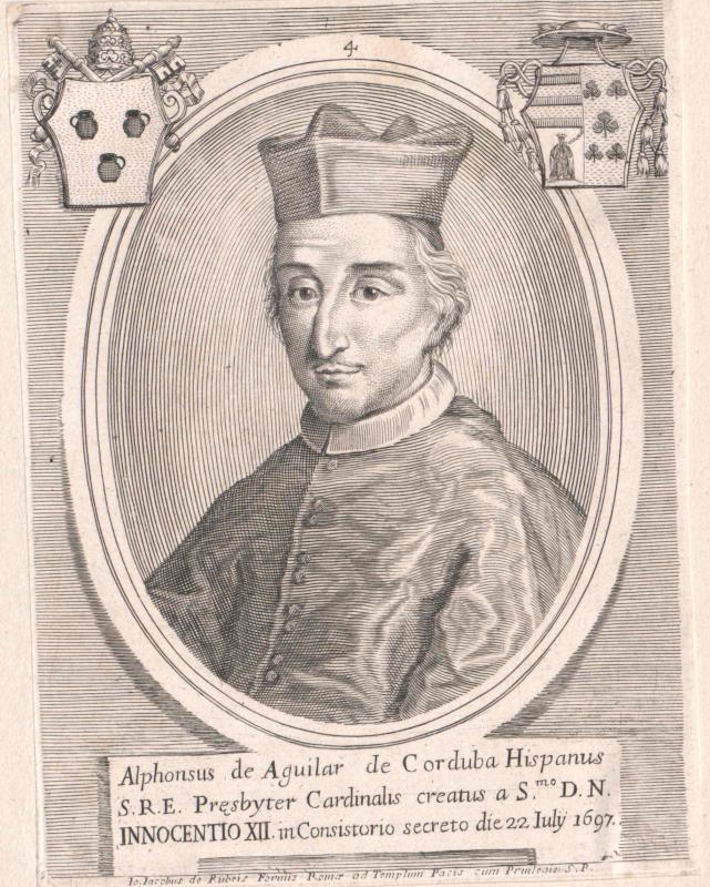 Aguilar Fernández de Córdoba, Alfonso