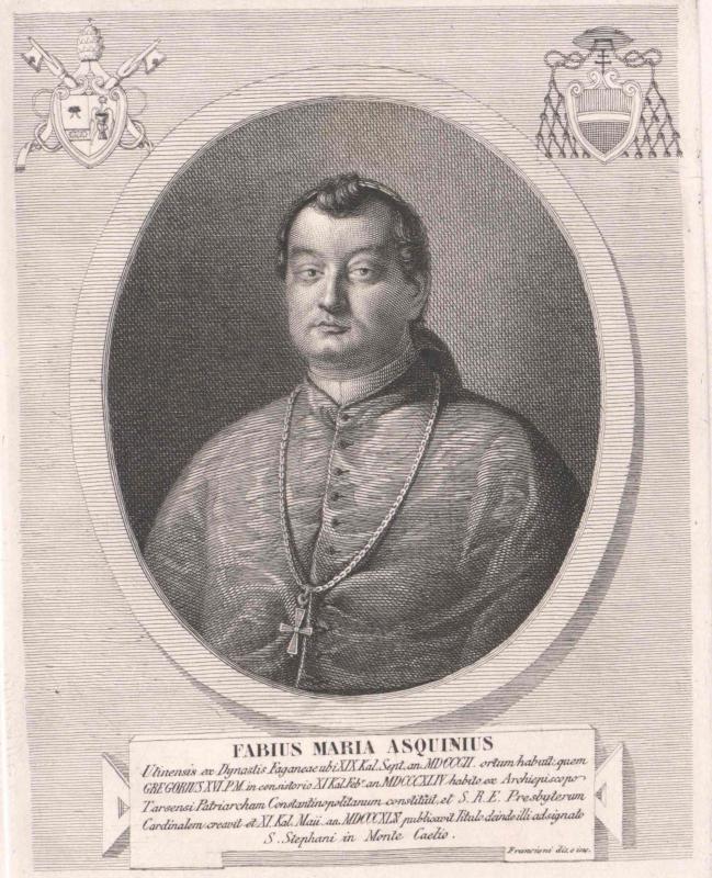 Asquini, Fabio Maria