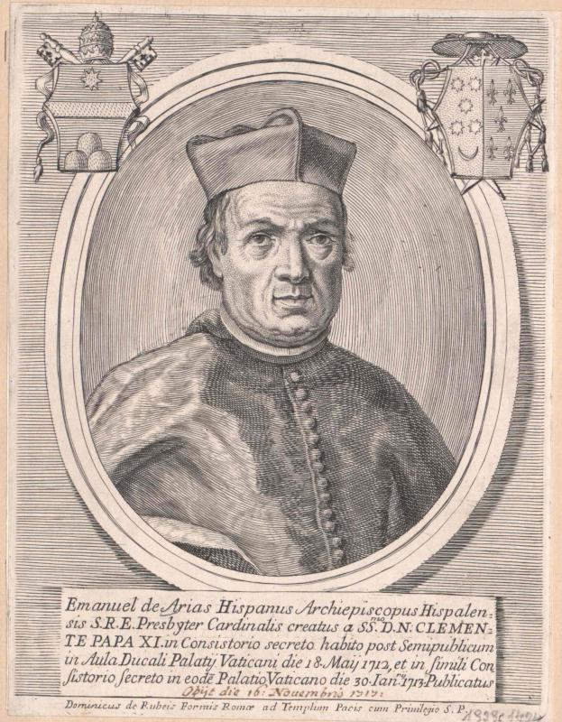 Arias y Porres, Manuel