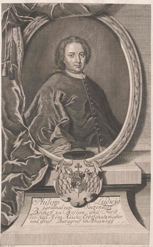 Sinzendorf, Philipp Ludwig Graf von
