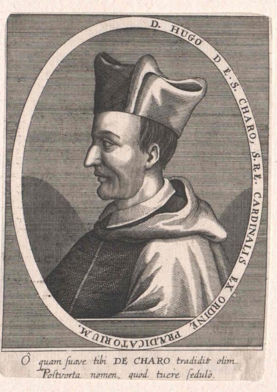 Saint-Cher, Hugues de