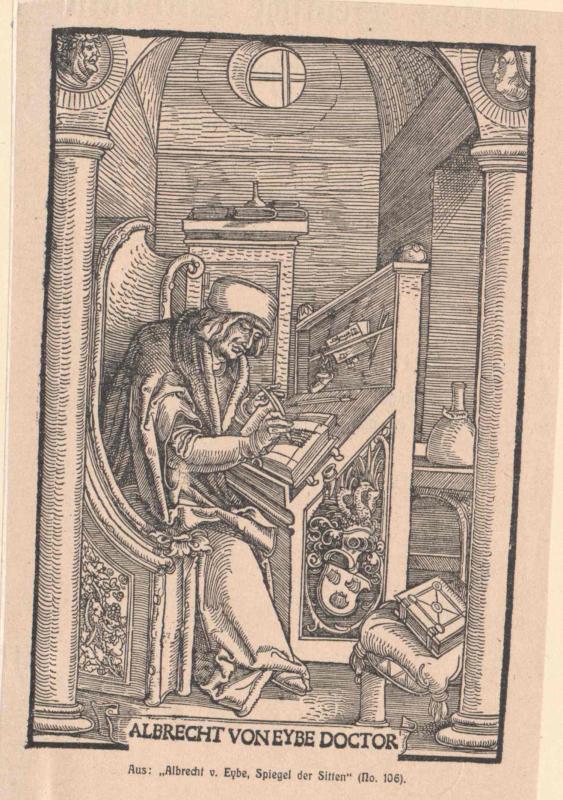 Albrecht von Eyb