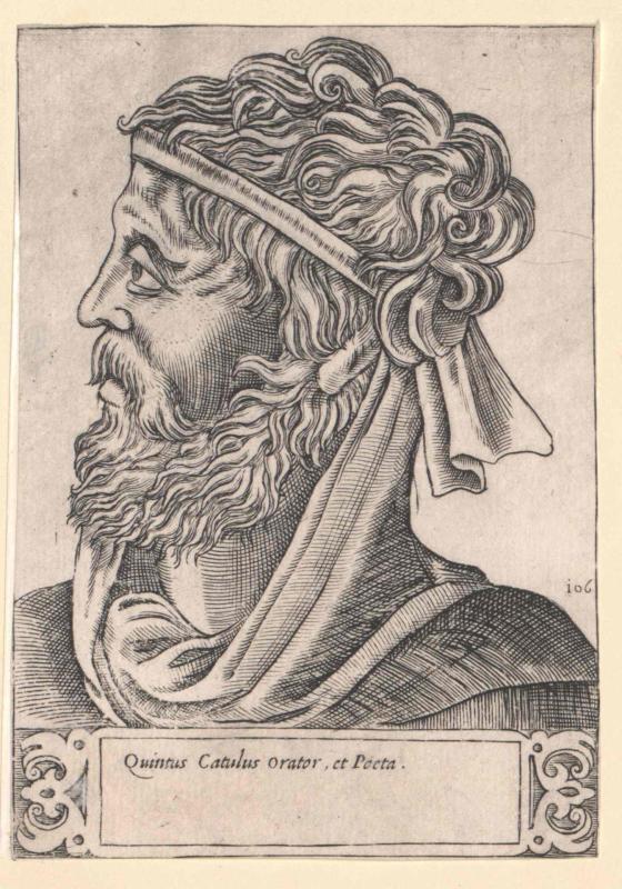 Catullus, Gaius Valerius