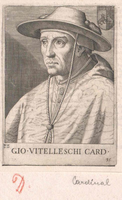 Vitelleschi, Giovanni