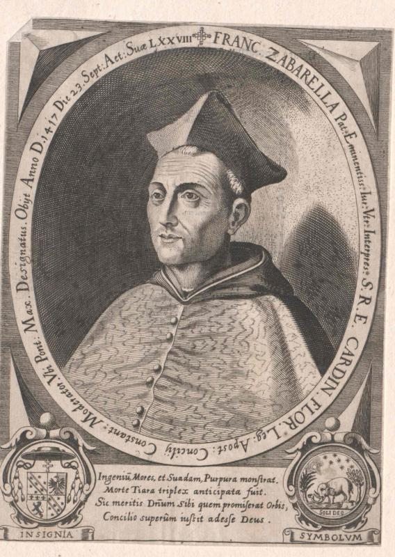 Zabarella, Francesco