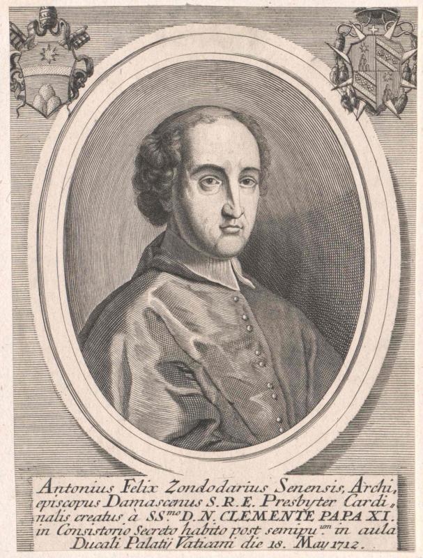 Zondadari, Antonio Felice