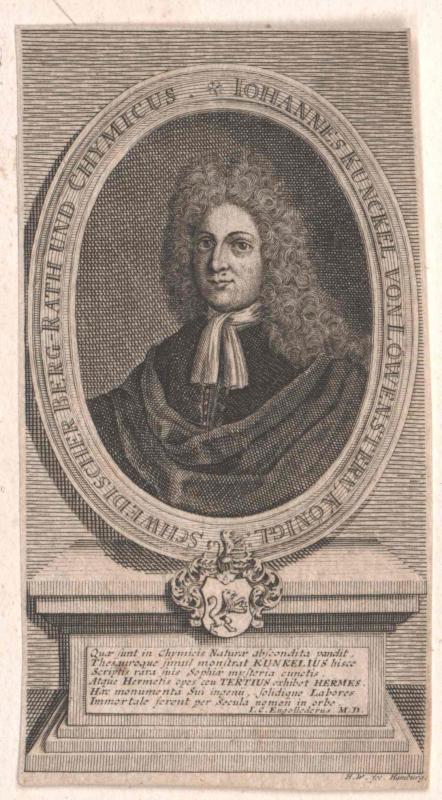 Kunckel von Löwenstern, Johann