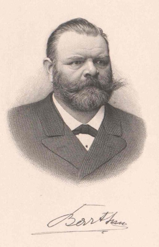 Barth-Barthenau, Ludwig von