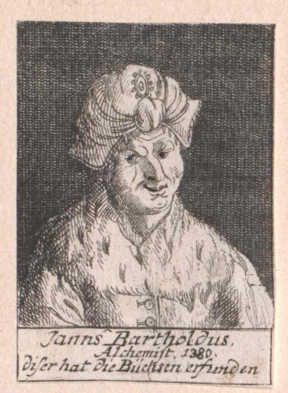 Barthold, Janns
