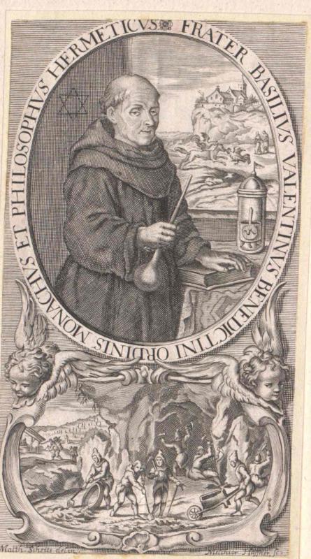 Valentinus, Basilius