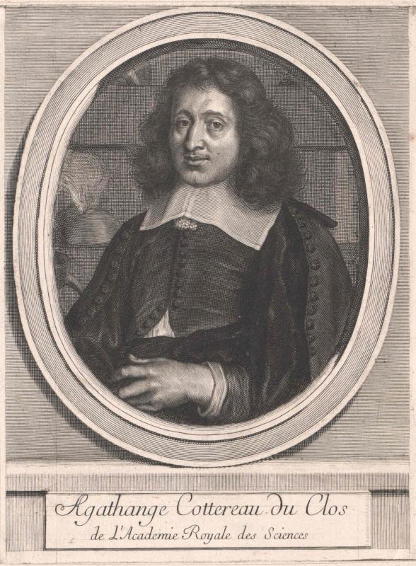 Cottereau du Clos, Agathange