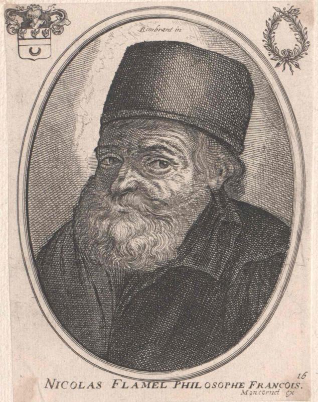 Flamel, Nicolas