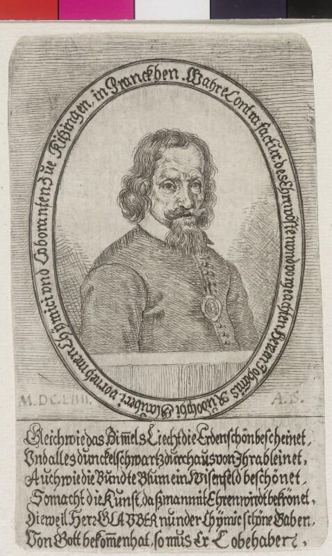 Glauber, Johann Rudolph