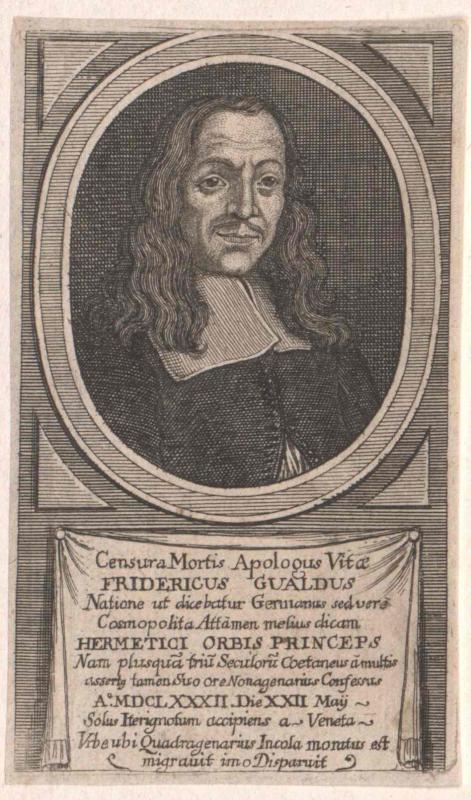 Gualdus, Fridericus