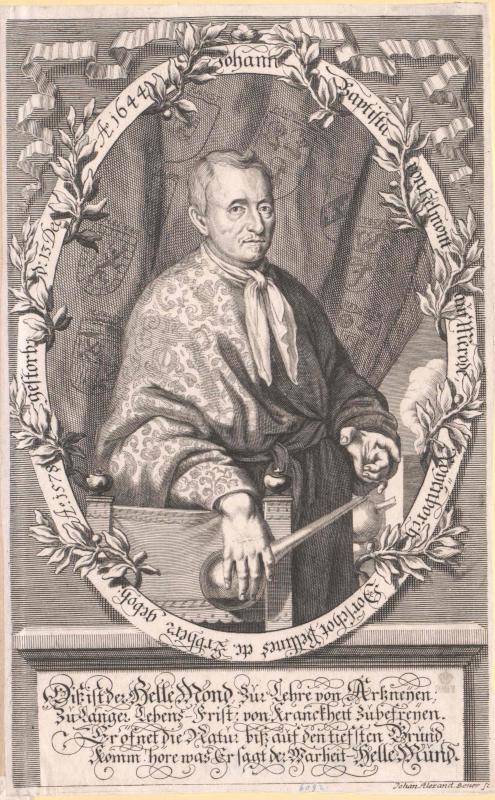 Helmont, Johan Baptista van