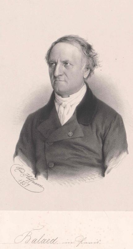 Balard, Antoine Jérome