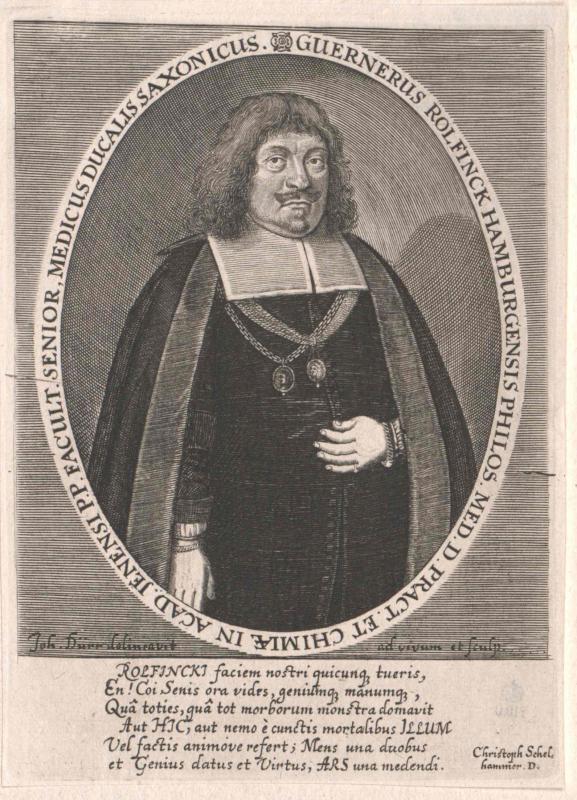 Rolfinck, Werner