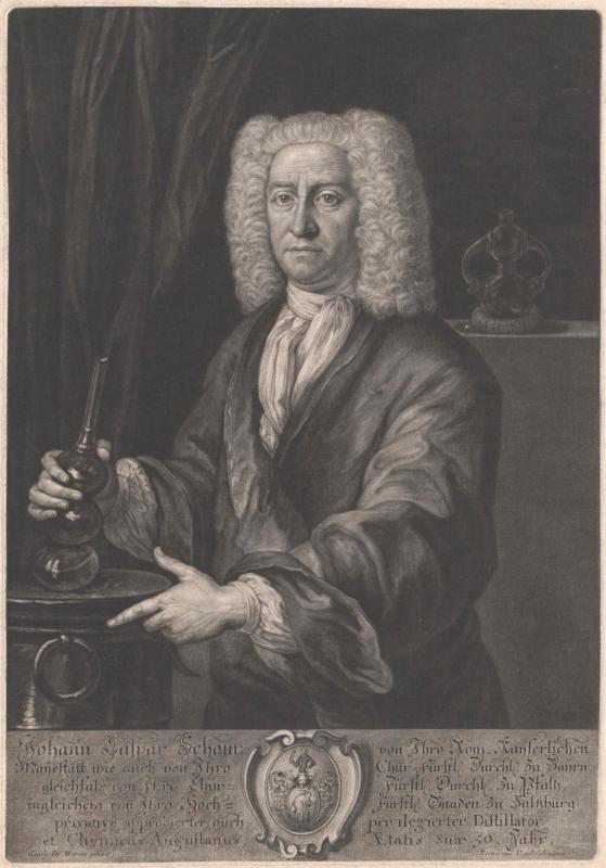 Schaur, Johann Kaspar
