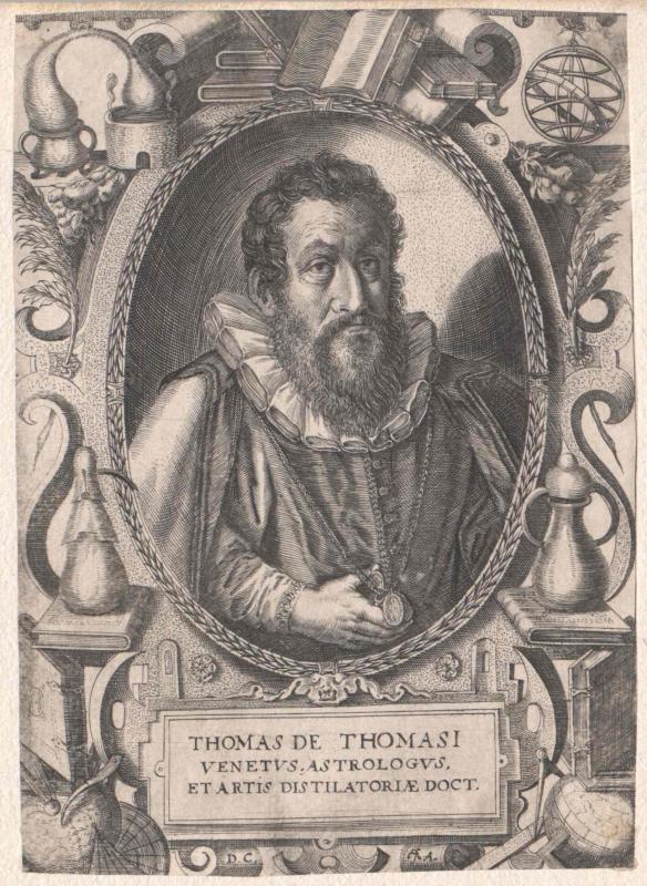 Thomasi, Thomas de