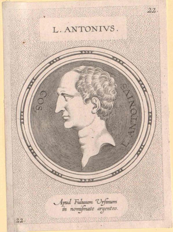 Antonius, Lucius