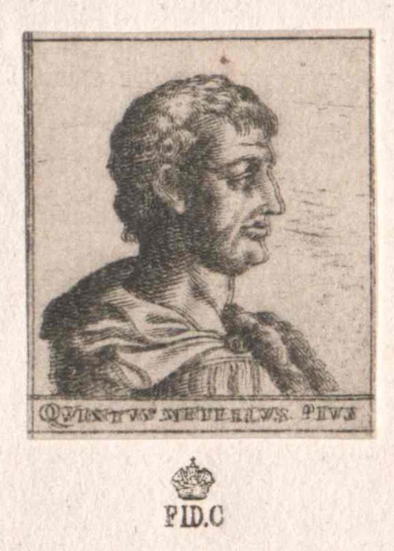 Caecilius Metellus Pius, Quintus