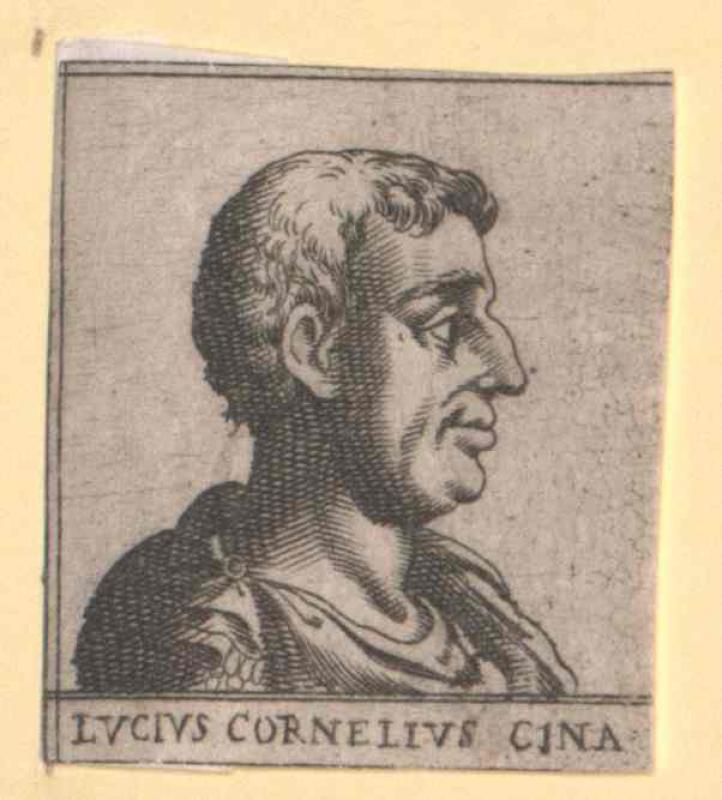 Cinna, Lucius Cornelius