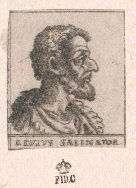 Livius Salinator, Marcus