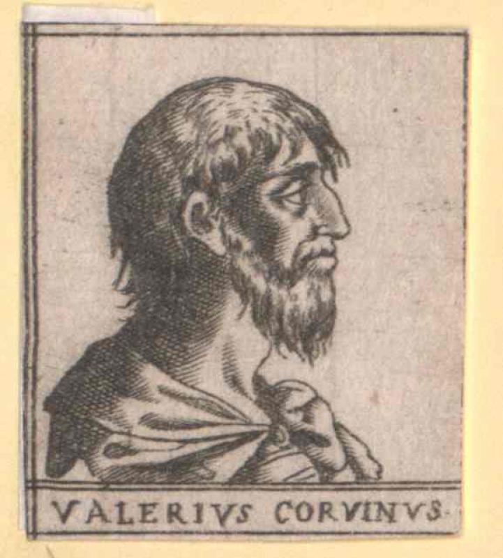Valerius Corvinus, Marcus
